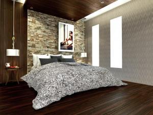 bedroom set interior design di tamansari, jakarta barat
