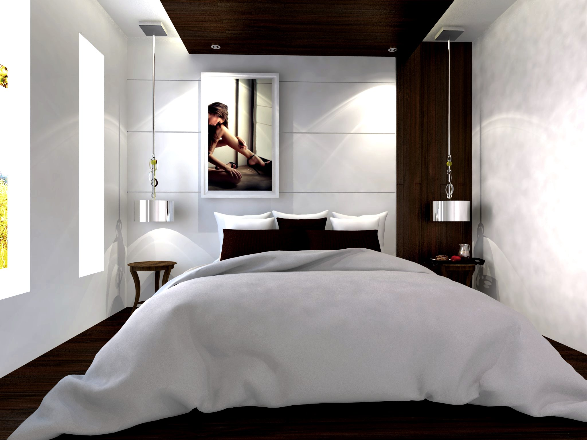 bedroom set interior design di palmerah, jakarta barat