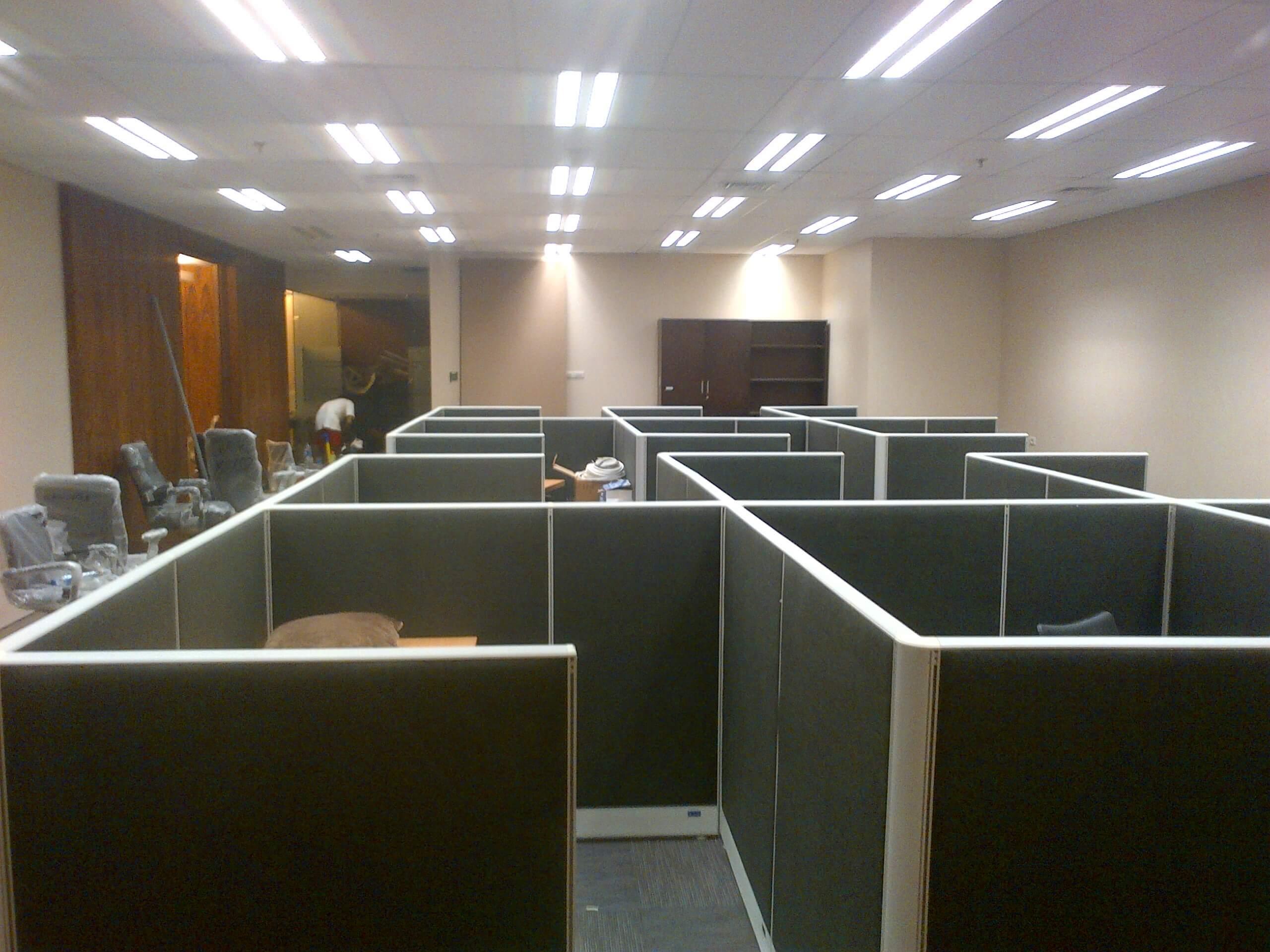 rekomendasi interior kantor di joglo, jakarta barat