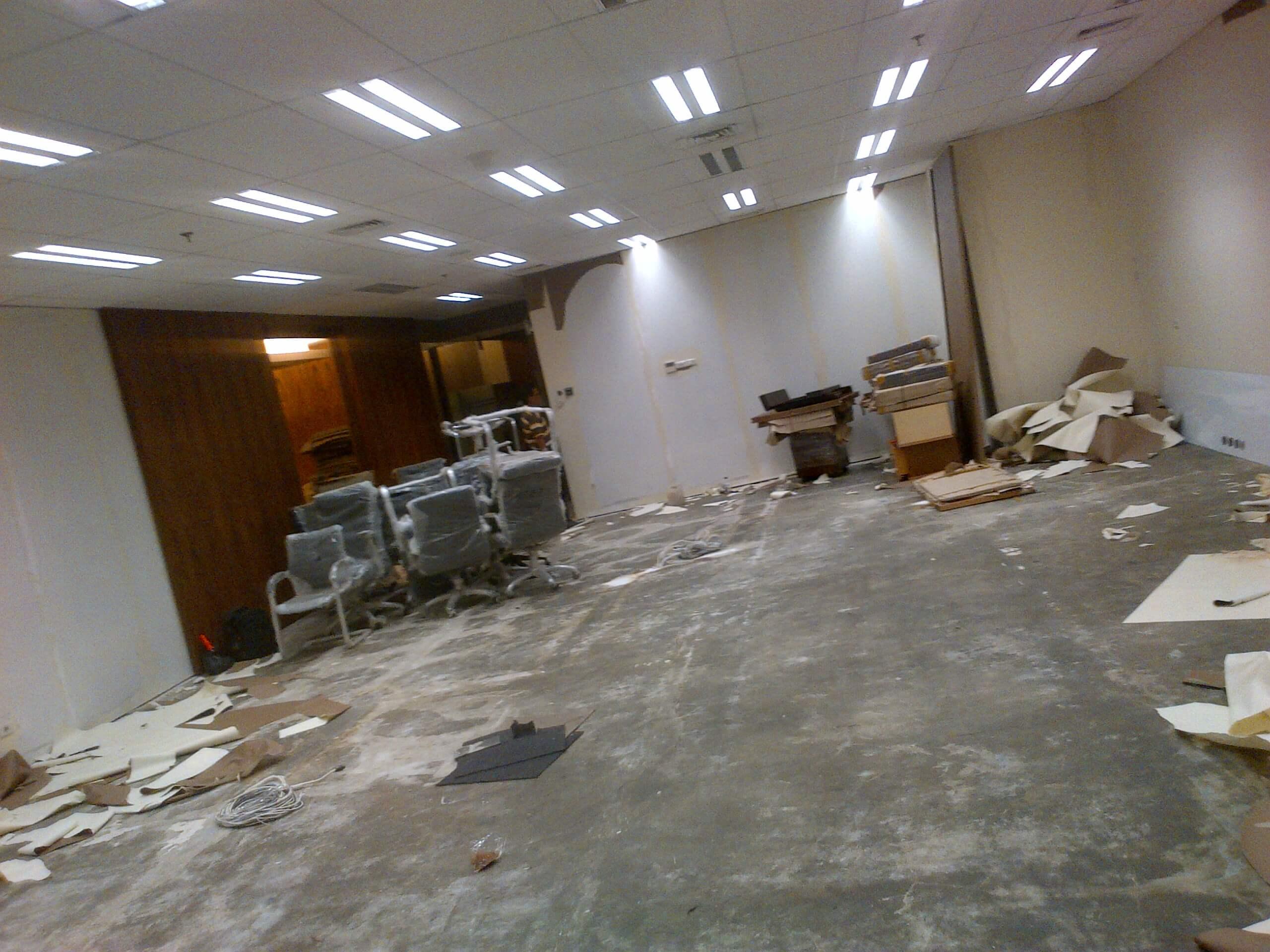 rekomendasi interior kantor di kelapa gading, jakarta utara