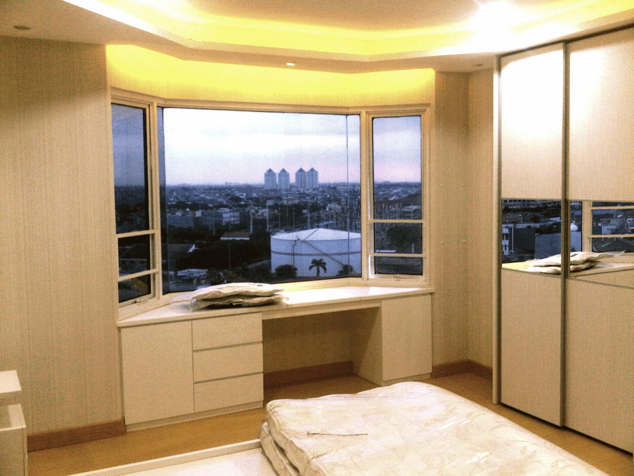 interior desain kantor di semanggi jakarta selatan