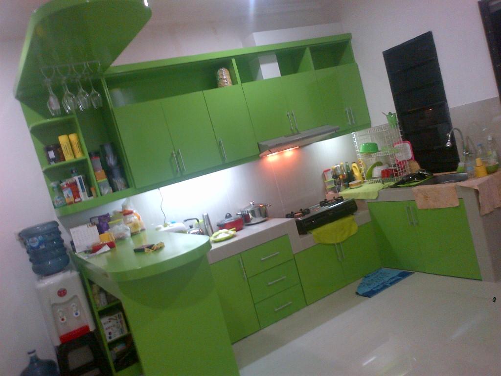 Jual kitchen set di jakarta barat