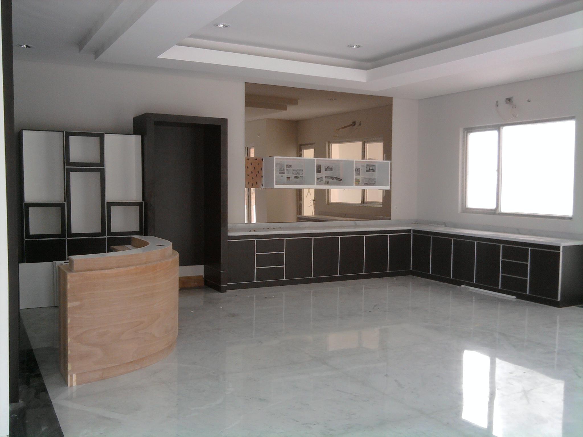pasang kitchen set apartemen jakarta utara
